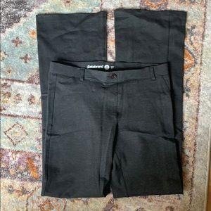 Beta brand Medium LONG Grey Dress Yoga Pants